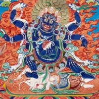 Prayer to 6 Armed Mahakala