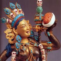 The yidam – Vajrayogini