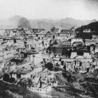 甘丹寺的历史