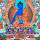 Medicine Buddha Puja For Long Life And Healing