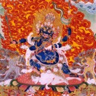 4 Faced Mahakala