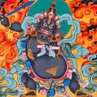 A Black Manjushri Sadhana