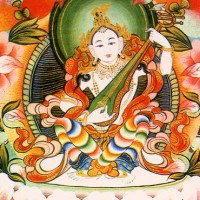 A Prayer to Saraswati