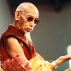 His Holiness Kyabjye Zong Rinpoche